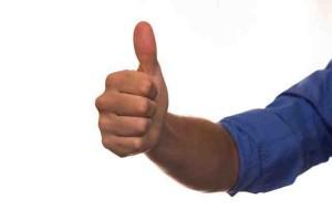 erfülltes Leben mit der 5 Finger Übung