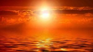 Bild im Beitrag als ich mich selbst zu lieben begann Sonnenuntergang im Meer